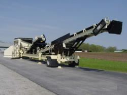 Asphalt Recycle Systems