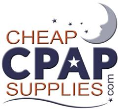 CheapCPAPSupplies.com Logo Sleep Apnea Masks, Machines and More