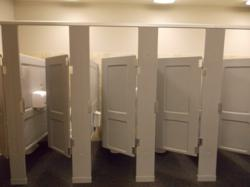 Bathroom Partitions Memphis Tn the mid-south ice house in memphis, tn, selects scranton products