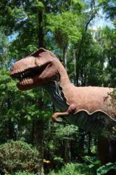 Plant City, Florida T. rex at Dinosaur World