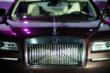 The Rolls-Royce Wraith following its unveiling at the O'Gara Coach Company Wraith preview on June 14, 2013, in Beverly Hills, CA.
