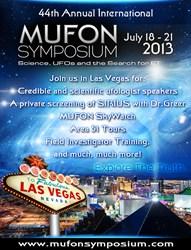 MUFON Symposium 2013