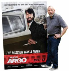 At Home With Argo Spy Tony Mendez