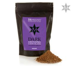 Montezumas Drinking Chocolate Label