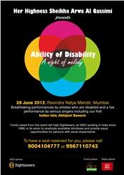 Ability of Disability Arwa Al Qassimi