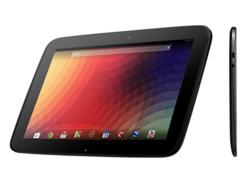 The Nexus 10 Is linked to the BB10 and Peripherals