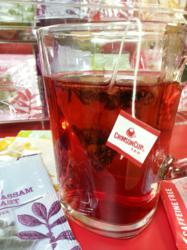 Crimson Cup Loose-leat Tea Sachet