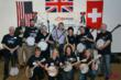 The team of Banjo Specialists at Eagle Music Shop
