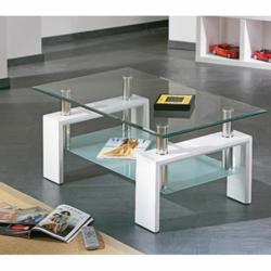 Create An Illusion Of E With Furnitureinfashion S New Range Alva Gl Coffee Tables