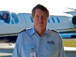 Wayne A. Carr, Air Trek Air Ambulance's Presdient/CEO and Cheif Pilot, serves as Air Trek's primary liaison with the FAA, Wayne oversees development and updating for the company's General Operations Manual, Operations Specifications, Training Manuals, and Safety Management Program.