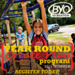 BYO Recreation Announces Establishment of Year Round Create Play...
