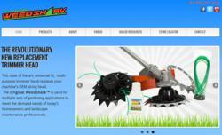 Fresno web design for Weed Shark
