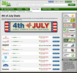 online coupons and deals