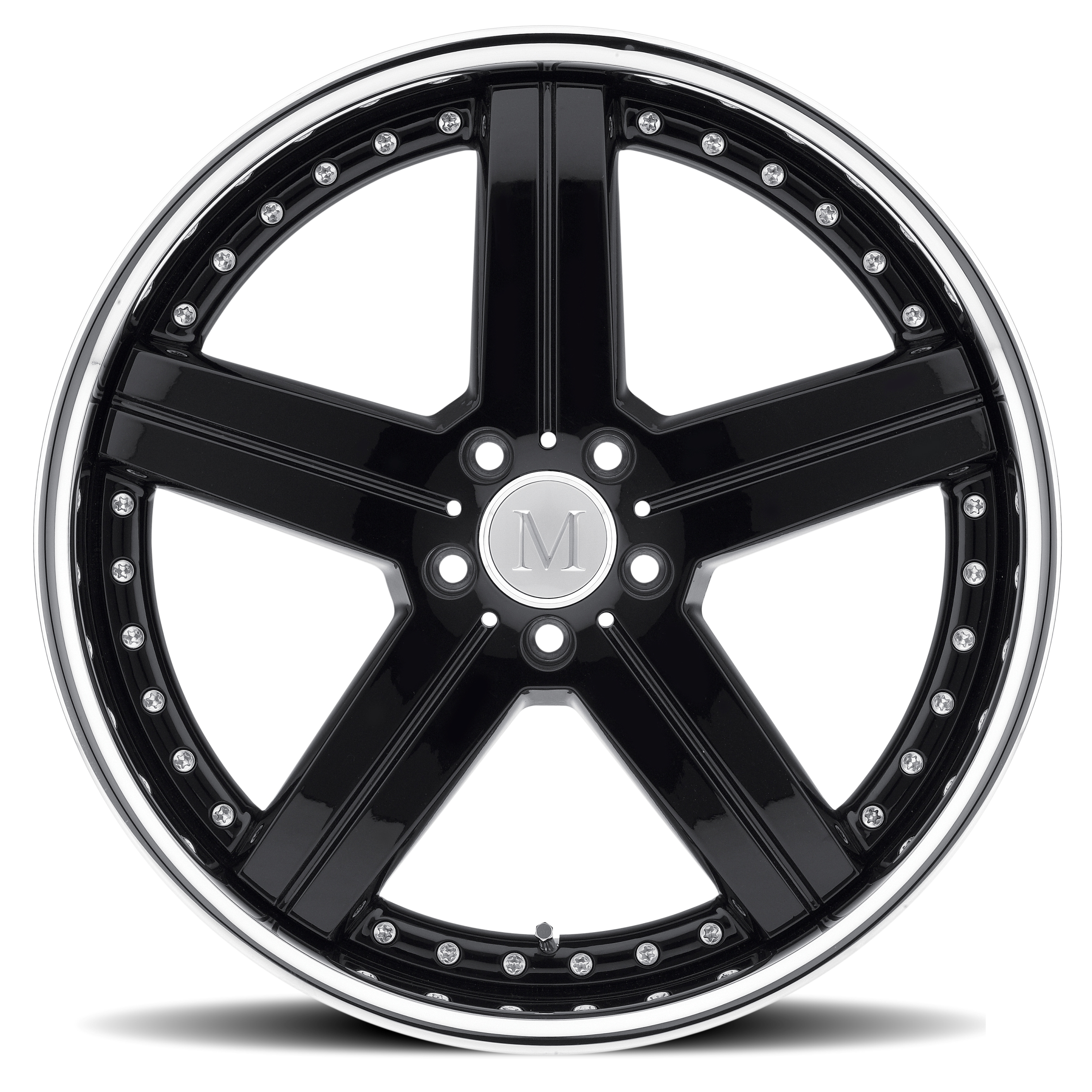 Black chrome mercedes rims for Chrome rims for mercedes benz