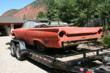 1961 Ford Galaxie Sunliner before restoration