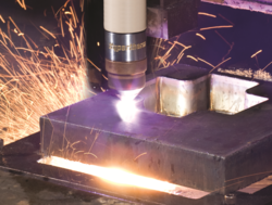 Hypertherm HyPerformance HPRXD plasma cutting system
