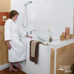 Bathroom Remodeling, Walk-in tub
