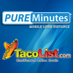 Pure Minutes Taco List Partnership