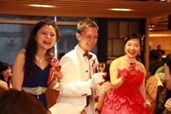 Hellen Chen - a modern 'Hitch' on a mission - getting couples to make their marriage last.