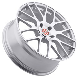 Porsche Wheels - the Innsbruck in Silver