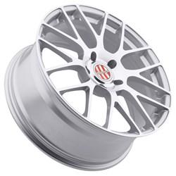 Porsche Wheels - the Innsbruck in Silver