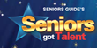 2013 Seniors Guide's SENIORS GOT TALENT Winners Announced