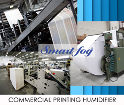 Smart Fog Commercial Printing Humidifier