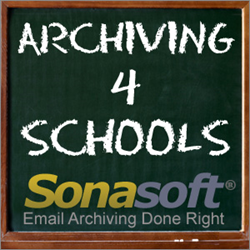 No-cost Email Archiving for School Districts