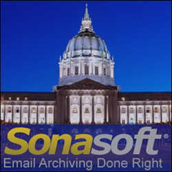 No-cost Email Archiving Solution for Freedom of Information Act (FOIA)