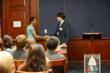 Junior Statesmen Summer School Students Visit Capitol Hill and Expand their Knowledge of Government