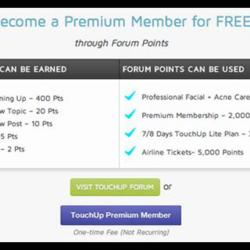 Seoul TouchUp Offers Complimentary Airline Tickets to Forum Users
