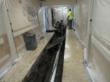 sewer repair, pipe repair, underground utility contractor, emergency sewer repair