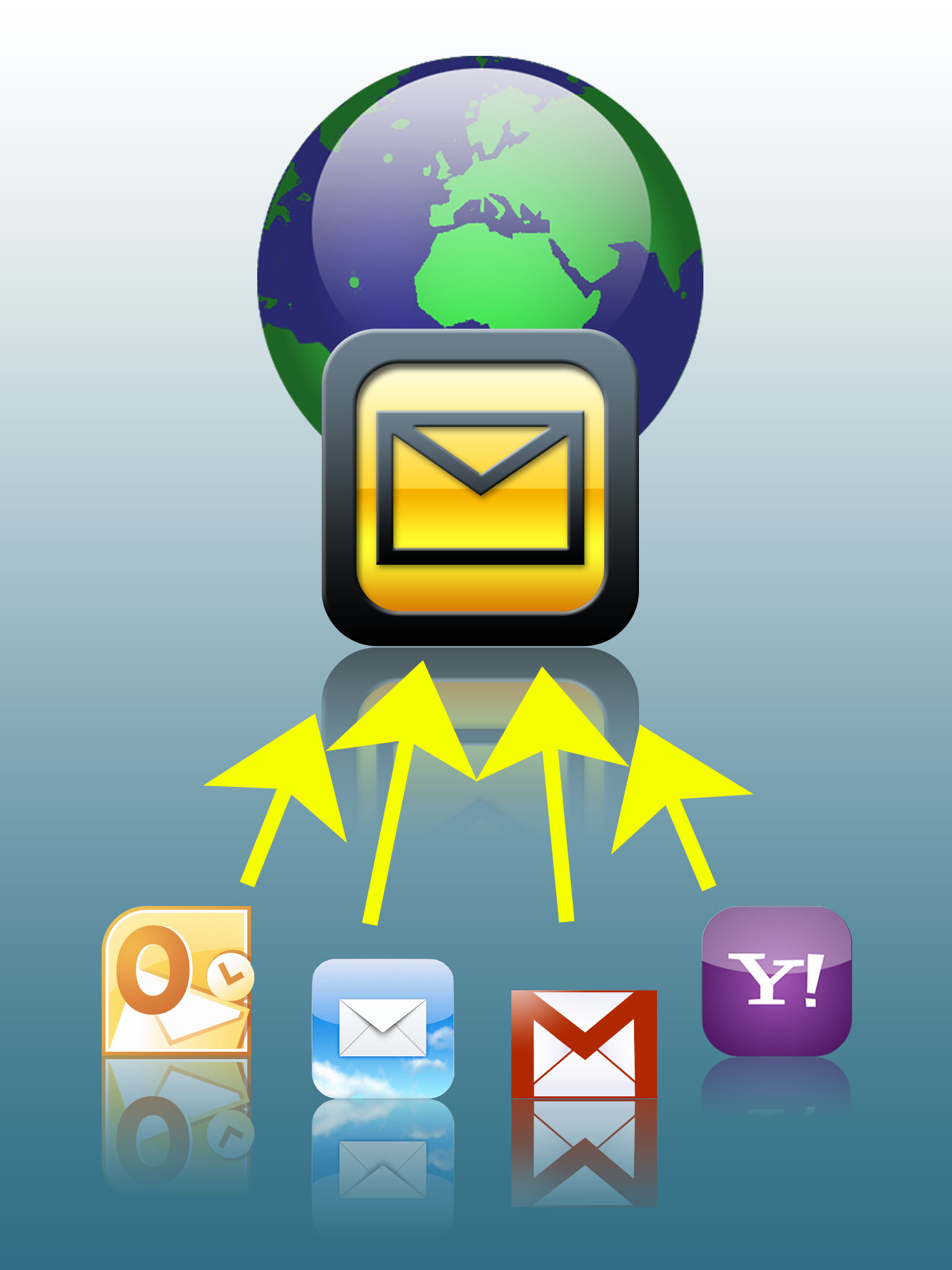 how to make an email client