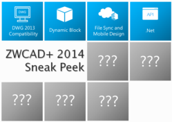 ZWCAD+2014 Sneak Peek