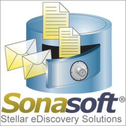 SonaVault Stellar eDiscovery Solutions and eDiscovery Tools