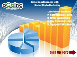 oGoing Pro - Social Media Marketing for Small Business for $39 monthly