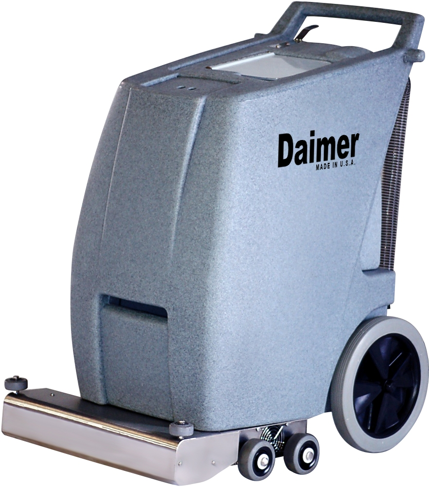 Daimer Offers Walk Behind Carpet Cleaners For Hotels