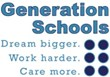 Generation Schools Network empowers students to dream bigger, work harder, and care more.