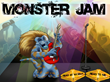 Monster Jam rock and roll kids story app