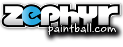 Zephyr Paintball Logotype
