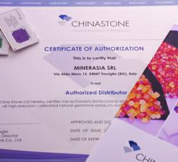 China Stone announces Minerasia SRL as a new distributor