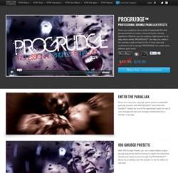 Final Cut Pro X effects - FCPX plugin - PROGRUDGE - Pixel Film Studios