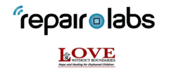 RepairLabs.com & LoveWithoutBoundaries.com