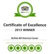 Buffalo Bill Center of The West Earns 2013 TripAdvisor Certificate of...