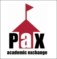 PAX - Program of Academic Exchange is a non-profit student exchange organization that strives for international peace, friendship and cross-cultural understanding.