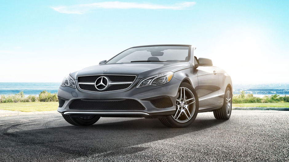 2014 mercedes e class coupes and cabriolets arrive at for Mercedes benz prestige