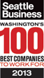 Dade Moeller Named Top 100 Washington Company