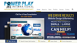 Power Play International Announces Launch Of New Website TarasovNYLaw