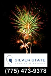 Silver State Hearing in Reno NV Fireworks Hearing Safety