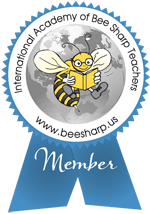 Bee Sharp Member Badge